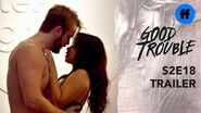 Good Trouble Season 2 Finale Trailer Who Will Mariana Choose? Freeform