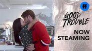 Good Trouble Season 2 Hot Makeouts Freeform