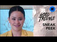 Good Trouble Season 3, Episode 18 - Sneak Peek- Mariana Speaks Up - Freeform