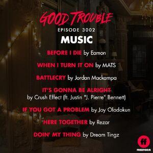 GT 302 Music