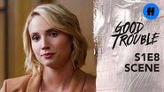 Good Trouble Season 1, Episode 8 Rebecca Opens Up to Callie Freeform