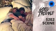 Good Trouble Season 2, Episode 2 Dennis Spends The Night With Davia Freeform