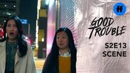 Good Trouble Season 2, Episode 13 Exes Shouldn't Date Their Ex's Friends Freeform
