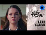 Good Trouble Season 3, Episode 5 - Kathleen Confronts Callie - Freeform
