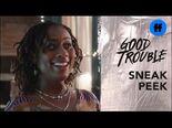 Good Trouble Season 3, Episode 7 - Sneak Peek- Malika Welcomes Isaac & Dyonte - Freeform