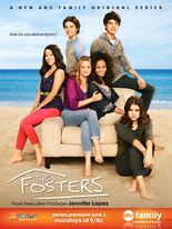 S1 The Fosters Poster