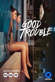 Good Trouble Season-2 Poster