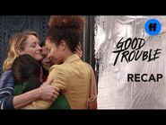 Good Trouble - Season 1 & 2 Recap - Freeform