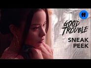 Good Trouble Season 3, Episode 7 - Sneak Peek- Mariana Still Loves Raj - Freeform