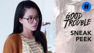 Good Trouble Season 1, Episode 8 Sneak Peek Jesus Meets Mariana's Co-workers Freeform