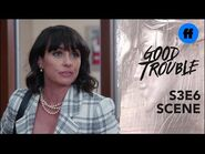 Good Trouble Season 3, Episode 6 - Kathleen Goes After the Sheriff's Department - Freeform