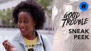 Good Trouble Season 1, Episode 3 - Sneak Peek- Malika's Story - Freeform