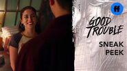 Good Trouble Season 2, Episode 14 Sneak Peek Raj Meets Isabella Freeform