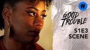 Good Trouble Season 1, Episode 3 - Malika's Foster Experience - Freeform