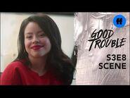 Good Trouble Season 3, Episode 8 - The Byte Club Shares Constructive Criticism - Freeform