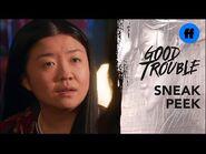Good Trouble Season 3, Episode 11 - Sneak Peek- Is Ruby Too Late? - Freeform