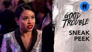 Good Trouble Season 2, Episode 3 Sneak Peek Mariana's App is Crashing Freeform