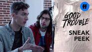 Good Trouble Season 2 Premiere Sneak Peek Mariana Faces Backlash Freeform
