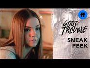 Good Trouble Season 3, Episode 11 - Sneak Peek- Gael Makes A Confession - Freeform