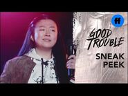 Good Trouble Season 3, Episode 8 - Sneak Peek- Pure Chaos - Freeform