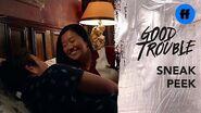 Good Trouble Season 2, Episode 14 Sneak Peek Alice's Relationship Dilemma Freeform