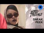 Good Trouble Season 3, Episode 14 - Sneak Peek- Secret Agent Mariana - Freeform