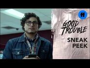 Good Trouble Season 3, Episode 9 - Sneak Peek- Callie's Team Investigates - Freeform