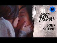 Good Trouble Season 3, Episode 7 - Alice Fantasizes About Callie - Freeform