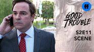 Good Trouble Season 2, Episode 11 Judge Wilson's Son Dies Freeform