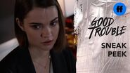 Good Trouble Season 2, Episode 12 Sneak Peek Judge Wilson Has a Job for Callie Freeform