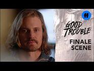 Good Trouble Finale - Dennis Returns to Davia - Freeform
