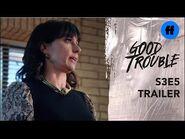 Good Trouble - Season 3, Episode 5 Trailer - Callie Clashes With Kathleen