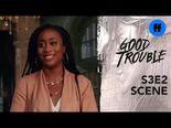 Good Trouble Season 3, Episode 2 - Malika Returns to The Coterie - Freeform