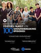 100 Episodes1