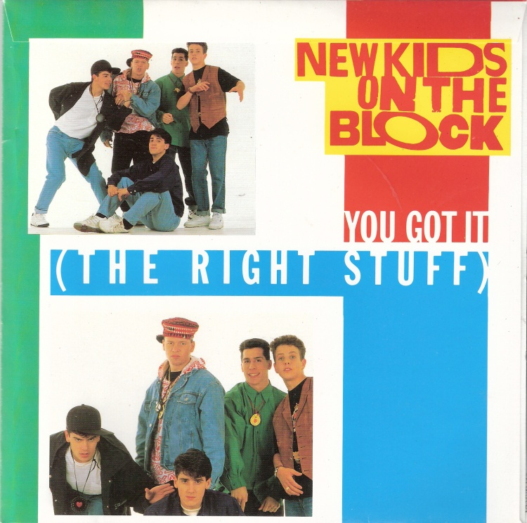 You Got It (The Right Stuff)