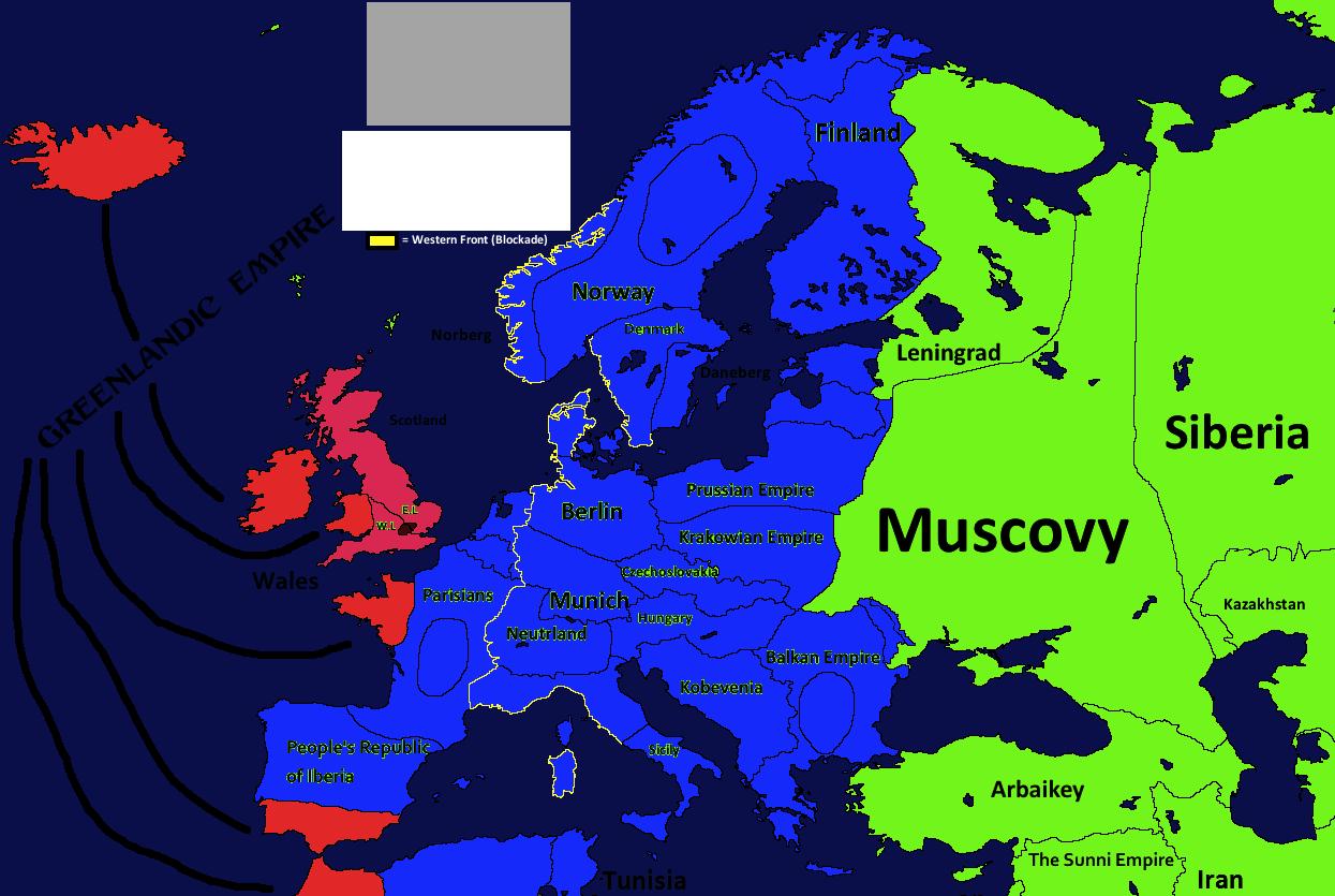alternate future of europe map Alternate Future of Europe (Giratina720 Mapping