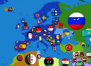 Countryballs Europe