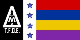 """""""I.L.L.U.M.I.N.A.T.I."""" Flag"""
