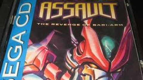 Classic Game Room - ANDROID ASSAULT for Sega CD review