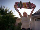 I Rode a Hoverboard