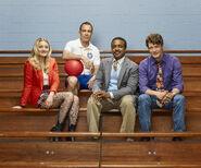 Schooled season 2 cast