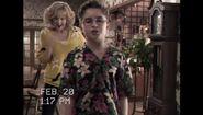 Beverly Photo-bombs Adam's Movie