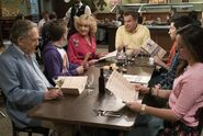 Dinner with the Goldbergs 8