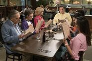 Dinner with the Goldbergs 7