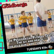 The President's Fitness Test Promo 1