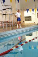 I Caddyshacked the Pool 13