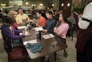 Dinner with the Goldbergs 9