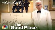 Jeremy Bearimy How Time Works in the Afterlife - The Good Place (Episode Highlight)