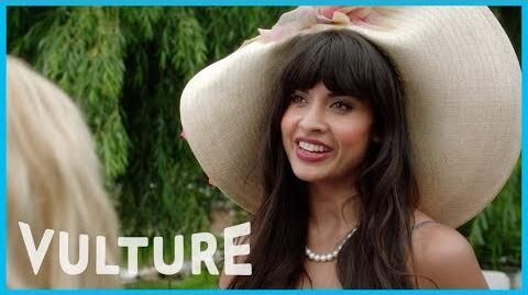 Every Celebrity Tahani Has Name-Dropped on The Good Place