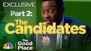 The Selection, Part 2 The Candidates - The Good Place (Digital Exclusive)
